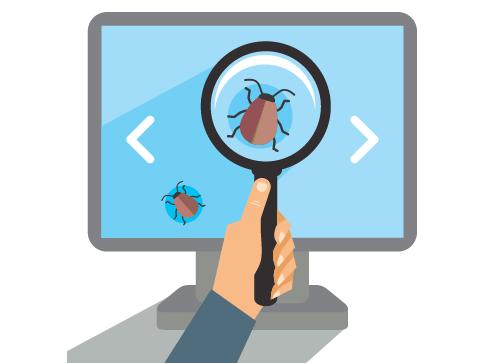 Website testing for money